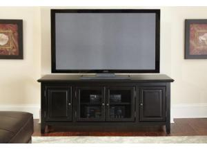 Clairmont Ebony TV Stand by Steve Silver,Steve Silver